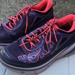 Hoka One Bondi 4 Women's Purple Sneakers Size 7